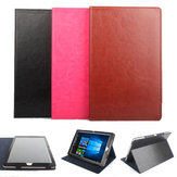 Folding Stand PU Leather Case Cover for Chuwi Hi12