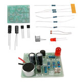 Sound and Light Control Switch Kit Clap Switch Sound and Light Control Delay DIY Electronic Production Kit