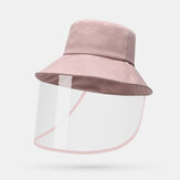 Unisex Anti-fog Hat Protect Eye Goggles Bucket Hats
