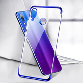 Bakeey Plating Transparent Shockproof Soft TPU Back Cover Protective Case for Xiaomi Redmi 7 / Redmi Y3