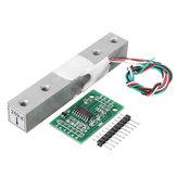 5 sztuk HX711 Moduł + 20 kg Zestaw wagowy czujnika wagowego ze stopu aluminium Geekcreit dla Arduino - produkty współpracujące z oficjalnymi tablicami Arduino