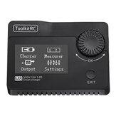 ToolkitRC M8 DC 300W 15A Batterie Ladegerät für 2-8S Lipo Batterie