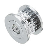 JGAURORA® 20T GT2 Aluminum Timing Pulley With Tooth For 3D Printer