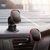 Joyroom JR-ZS205 Универсальная подставка Авто для приборной панели / вентиляционное отверстие Магнитная подставка для мобильного телефона Авто д
