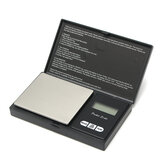 0.01g-500g Electronic Pocket Mini Digital LCD Gramme d'échelle de pesée en or