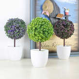 Office Decorative Trees Potted Planta Potted Pot Decoração decorativa