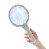 Original Sothing Portable Mini USB Electric Mosquito Swatter Dispeller with LED Light from Xiaomi Youpin