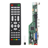 Geekcreit® T.SK106A.03 T.SK105A.03 Universal LCD TV Controller Driver Board PC/VGA/HD/USB Interface