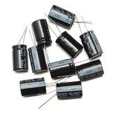 10Pcs 50V 2200UF 16 X 25mm Condensateur Électrolytique