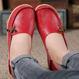 Taille us 5-11 chaussures femmes appartements confortable décontracté en plein air respirant glissement sur des chaussures mocassins chaussures
