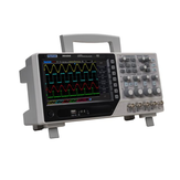 Hantek DSO4204B Digital Storage Oscilloscope 4 Channels 200MHz bandwidth 7inch DSO4204B 1GSa/s Record Length 64K