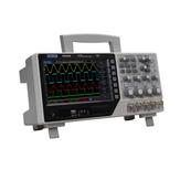 Hantek DSO4204B Archiviazione digitale oscilloscopio 4 canali Larghezza di banda 200 MHz 7 pollici DSO4204B 1GSa / s Record Lunghezza 64K