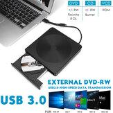 USB 3.0 Externe CD DVD RW Schrijver Type-c Drive Burner Reader Speler voor laptop