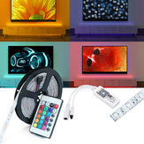 DC12V 5M SMD2835 24W impermeabile Alexa Smart Home WIFI Controller APP Controllo RGB LED Strip Light