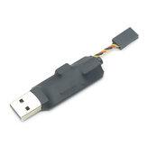Yükseltme için USB Dongle Kablosuz Simulator Flysky Radiolink Futaba Radyo Verici Uyumlu Freerider Liftoff DRL