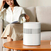 XIAOMI Mijia CJSJSQ01DY Pure Evaporation Smart Air Humidifier 240ml/h Double Circulation Spray Evaporation System Intelligent Constant Humidity Low Noise with Mijia APP Control