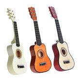 21 Inch 6 Strings Basswood Acoustic Classic Gitara dla dzieci Dzieci Prezent Mini Musical Instrument