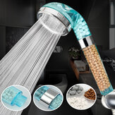 Handheld Negative Ion SPA Pressurize Shower Head Bathroom Healthy Water Saving Spray Nozzle