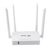Cioswi we1626 Wireless WiFi Router 5Port 300Mbps 600MHz MT7620N Chipset USB Signal Repeater with OpenWrt Router