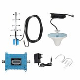 800-900MHz CDMA GSM Cell Phone Signal Booster Repeater Amplifier Antenna 2/3/4G