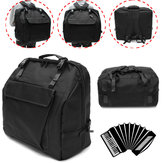Thick Padded 120 BASS Piano Accordion Gig Bag Accordion Cases Accordion Backpack