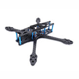 Strech X5 Freestyle 220mm Passo 5,5mm Braccio 5 Pollici FPV Racing Frame Kit 108g 30,5x30,5 / 20x20mm per RC Drone