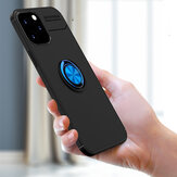 Bakeey für iPhone 12 Pro/12 Hülle 360º drehbarer magnetischer Ringhalter Soft Silikon Stoßfeste Protektive Hülle Rückseite