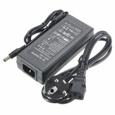 5.5mm x 2.5mm  AC 100-240V to DC 24V 3A Switching Power Supply Adapter Transformer