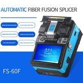 COMPTYCO FS-60F Máquina de empalme de soldadura de fibra óptica totalmente automática Empalmador de fusión de fibra óptica Máquina de empalme de fibra óptica