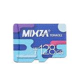 Mixza Colorful Edición U1 128 GB TF Micro Tarjeta de memoria para digital Cámara Smartphone MP3 TV Caja