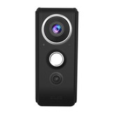 Vstarcam V3 720P Night Vision Video Doorbell PIR Detection APP Push Built-in Speaker Support Cloud Storage