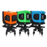 12 Hat Yeşil Işık Lazer Makine Lazer Seviye Yatay ve Dikey