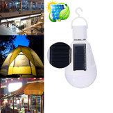 Portátil7WLEDSolarLâmpada de Emergência Casa Lanterna de Acampamento Ao Ar Livre Caminhadas Pesca Luz