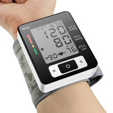Boxymホーム自動手首血圧モニター血圧音声デジタル酸素血糖血糖血圧計