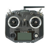 Frsky 2.4G 16CH ACCST Taranis Q X7S RCドローン用炭素繊維水転送トランスミッターMode2 M7