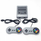 8 Bit TV Game Consle Built-in 621 Games with Dual Gamepad Wired Game Player Retro Game Consle Classic Games