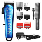 Professional Capelli Trimmer Clipper Rasoio ricaricabile