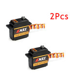 2PCS EMAX ES09MD Digital Swash Servo Voor 450 Helikopter Met Metaaluitrusting