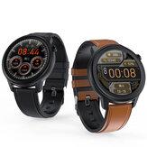 Bakeey F81 Temperaturmessung Herzfrequenz Blutdruck Sauerstoffmonitor Atemfrequenz Wettervorhersage IP68 Wasserdichte Smartwatch