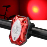 BIKIGHT USB Rechargeable Bicycle Light 3W Water Proof Highlight 3 Modes