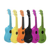 IRIN 21 Inch 4 Strings Basswood Multicolor Ukulele Musical Instrument for Beginner