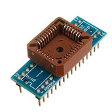 PLCC32 To DIP32 Programmer IC Adapter Socket Geekcreit for Arduino - products that work with official Arduino boards