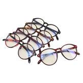ビンテージラウンド眼鏡フレームメガネレトロメガネクリアレンズ眼鏡