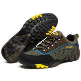 Outdoor Wear-resistant Non-slip Men Athletic Running Sports Climbing Hiking Shoes