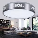 AC110-240V 12W LED Inbouw Plafondlamp Moderne Ronde Lamp voor Slaapkamer Studeerkamer