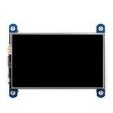 800x480 4-calowy rezystancyjny ekran dotykowy IPS Ekran LCD Interfejs HDMI Dla Raspberry Pi