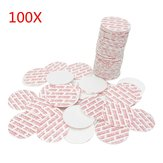 100Pcs 20 a 38mm Pressione Seal Cap Liner Foam Safety Tamper Seals para Jar's Lid Bottle