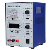 YIHUA 1503D 15V 3A 110V / 220V Précision Variable Double Digital DC Supply Supply Lab Test