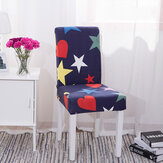 Elastic Chair Cover Home Office Hotel Modern Removable Floral Chair Slipcover Table Chair Home Furnishing Decorations