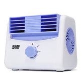 Portable Cooling Fan Air Conditioner Bladeless Personal Space Cooler for Home Office Desk Car 12V